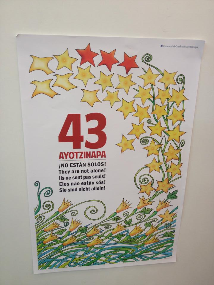 43 ESTUDIANTES