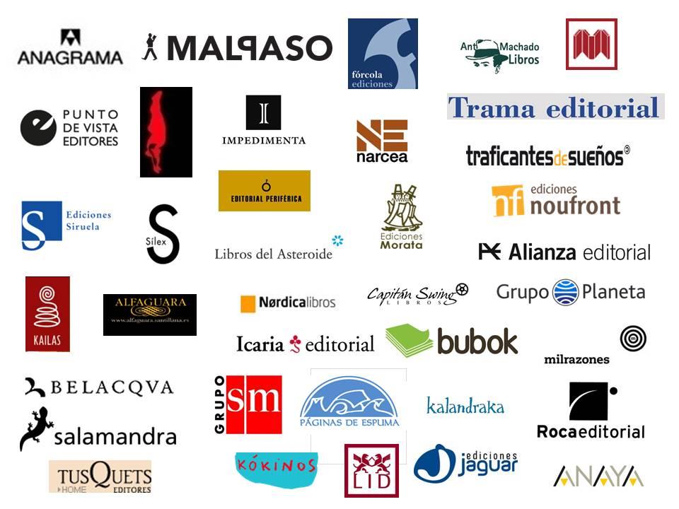 Marcas editoriales y ciclos vitales antinom a libro for Editor de logotipos